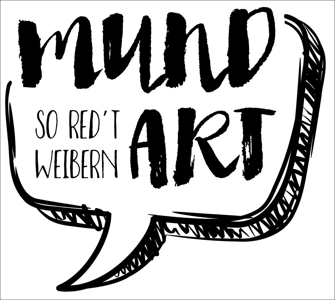 MUNDART – so red´t Weibern